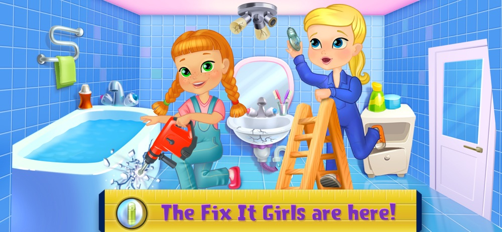 Fix It Girls – House Makeover cheat codes