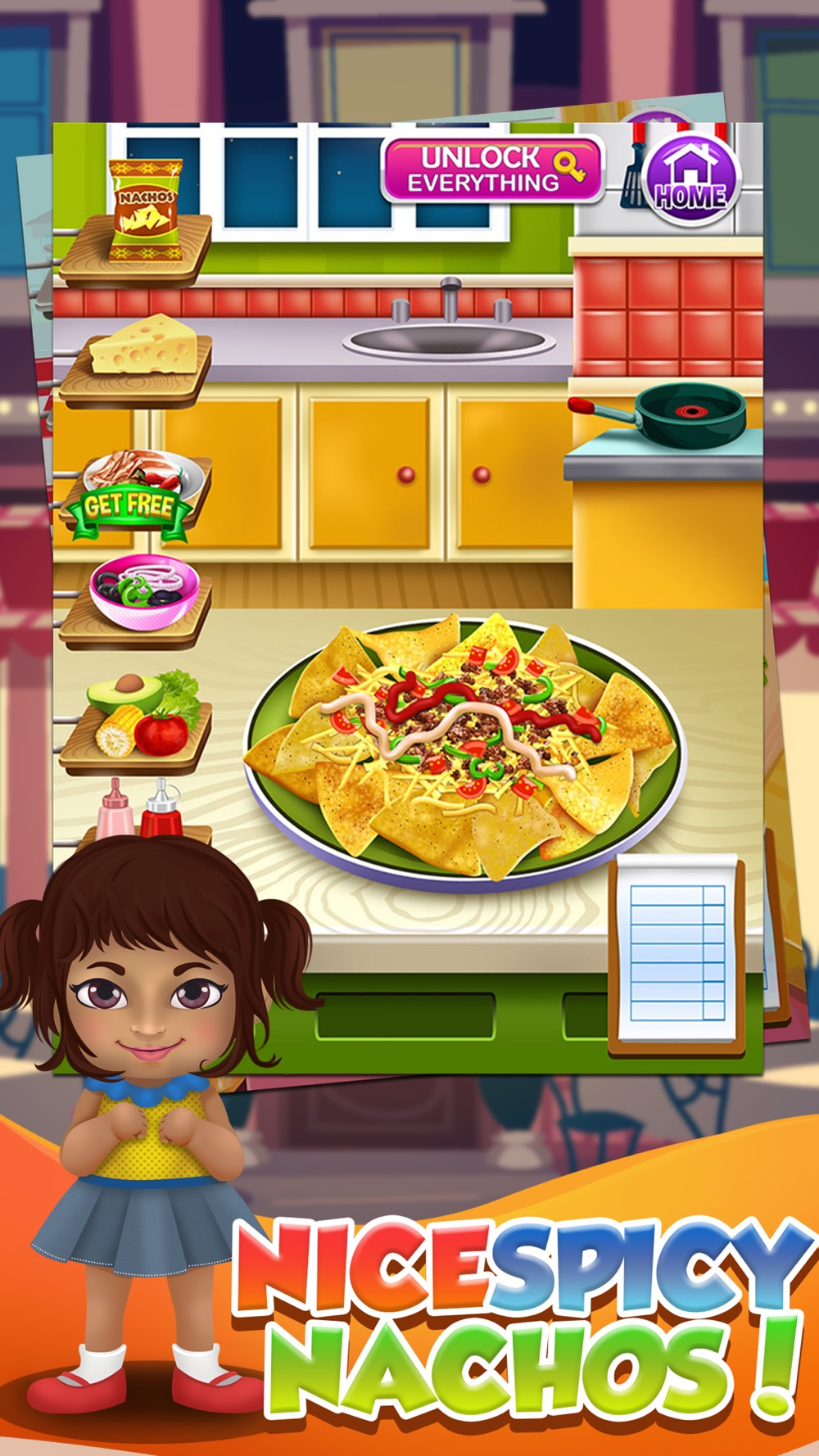 Hack tool for Food Maker Cooking Games for Kids Free