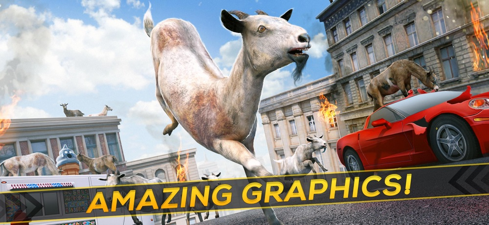 Hack tool for Frenzy Goat: Animal Racing