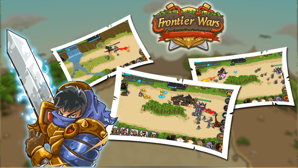 Frontier Wars cheat codes