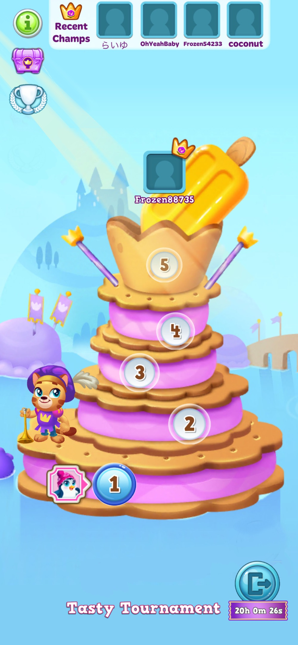 Hack tool for Frozen Frenzy Mania