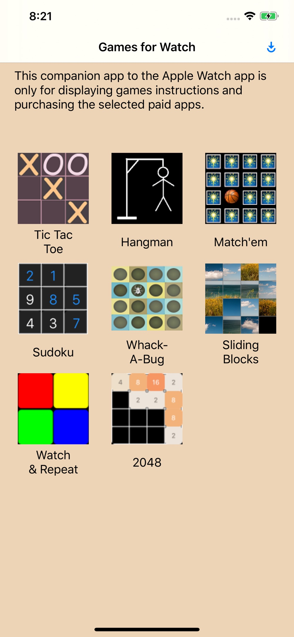Games for Watch hack tool