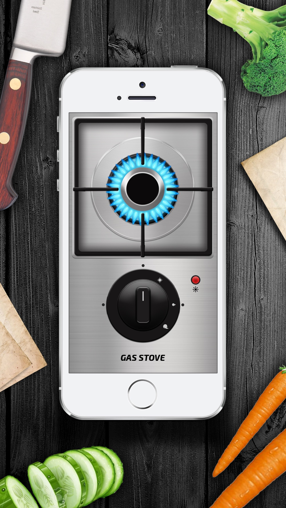 Gas Stove – For kid cooks! hack tool