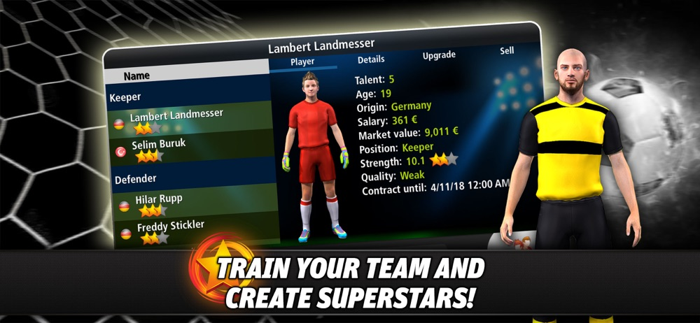 Hack tool for Goal Tactics - Football MMO