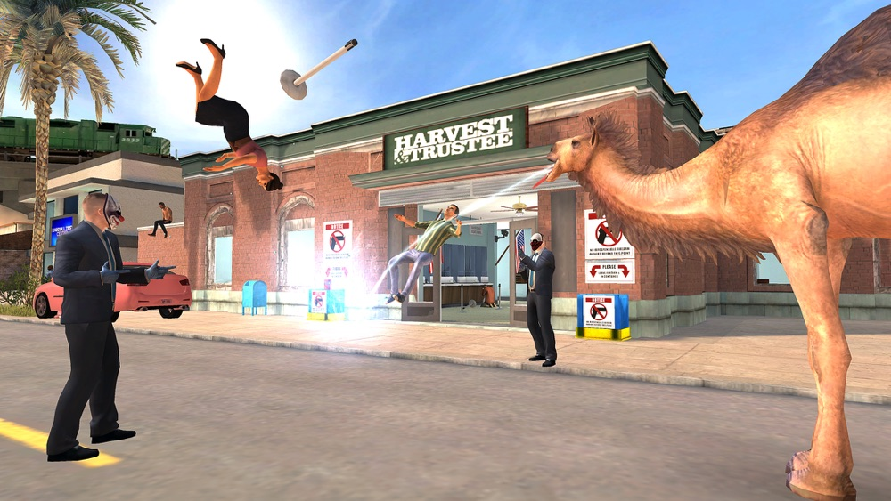 Hack tool for Goat Simulator PAYDAY