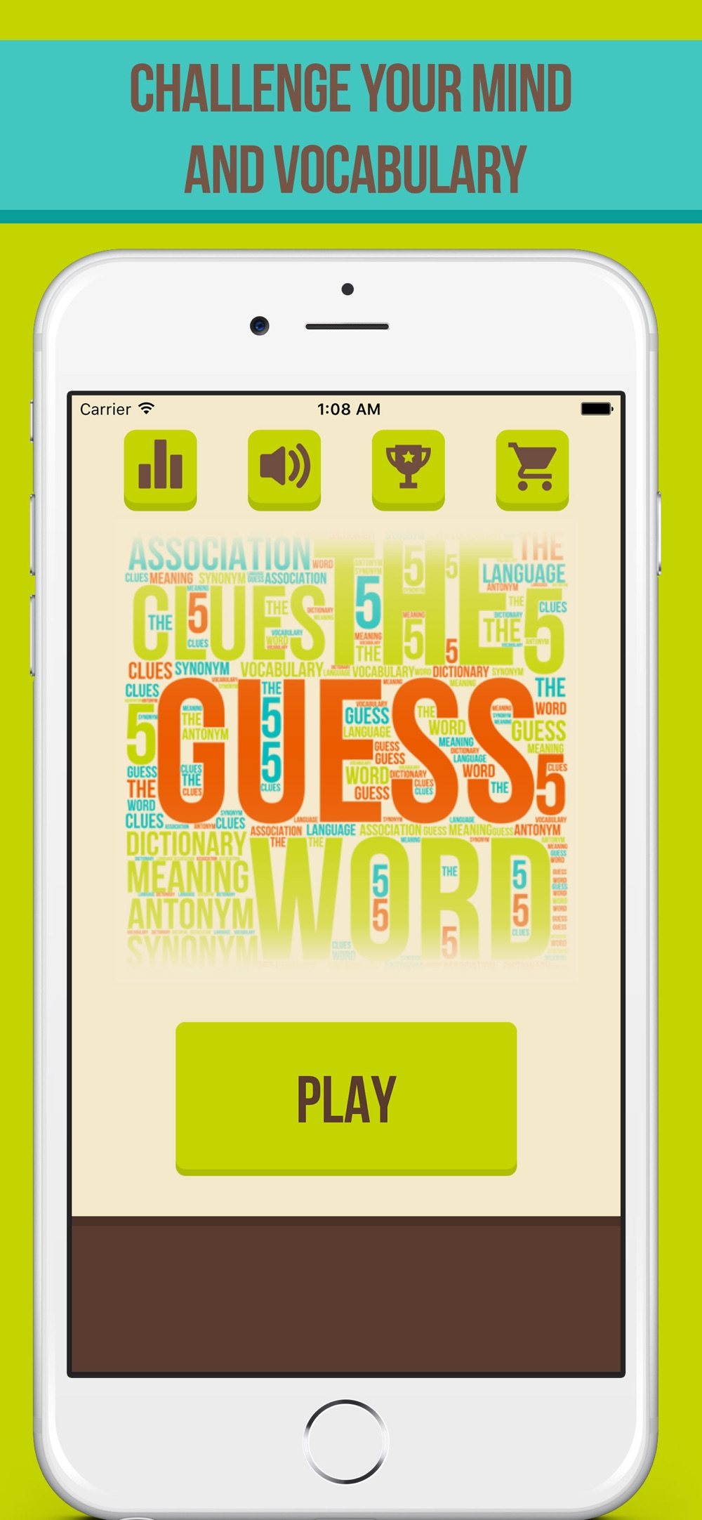 Hack tool for Guess the Word - 5 Clues Alias