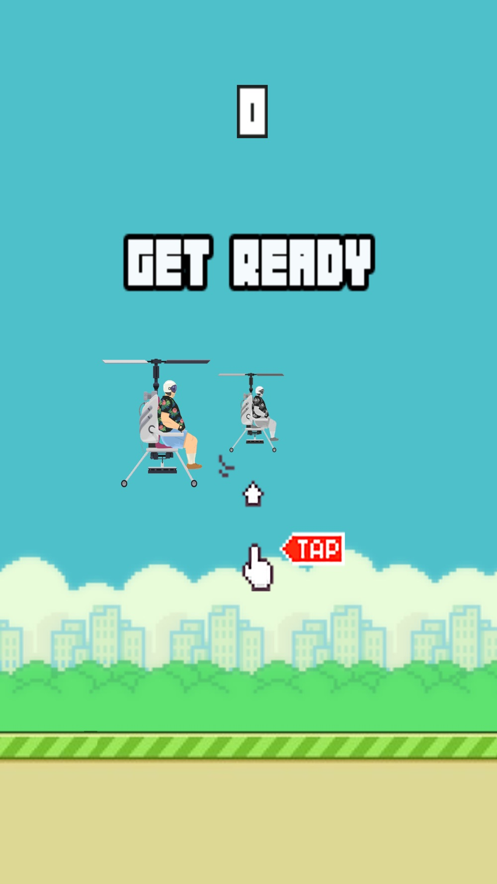 Hack tool for Happy Flappy Wheels: Revenge Of The Bird Pipes