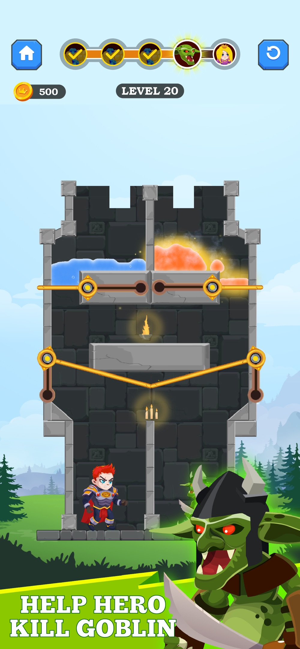 Hack tool for Hero Rescue
