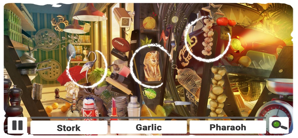 Hack tool for Hidden Objects Grocery Store