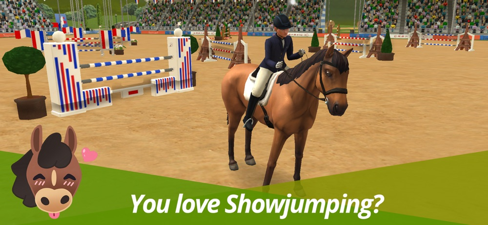 Horse World –  Show Jumping hack tool