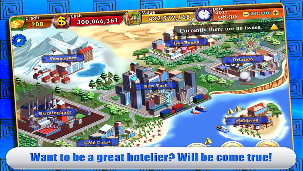 Hack tool for Hotel Tycoon 2