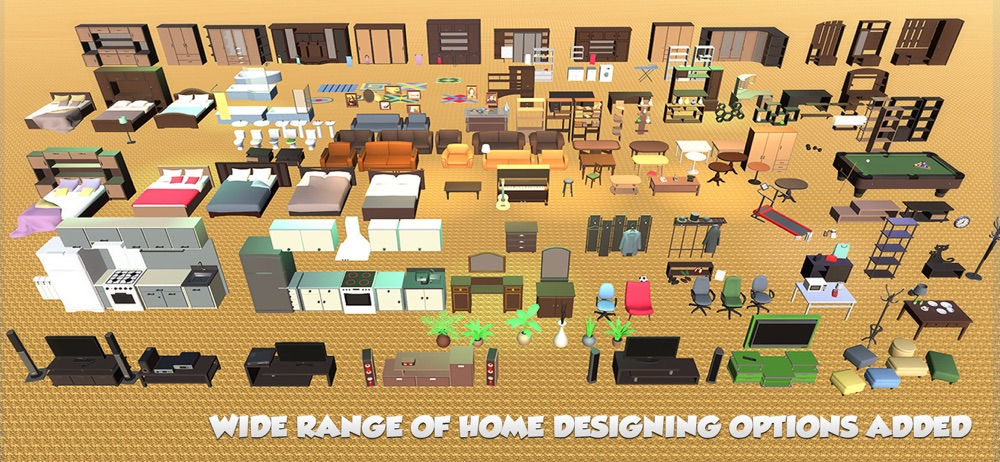 Hack tool for House Design & Home Decoration