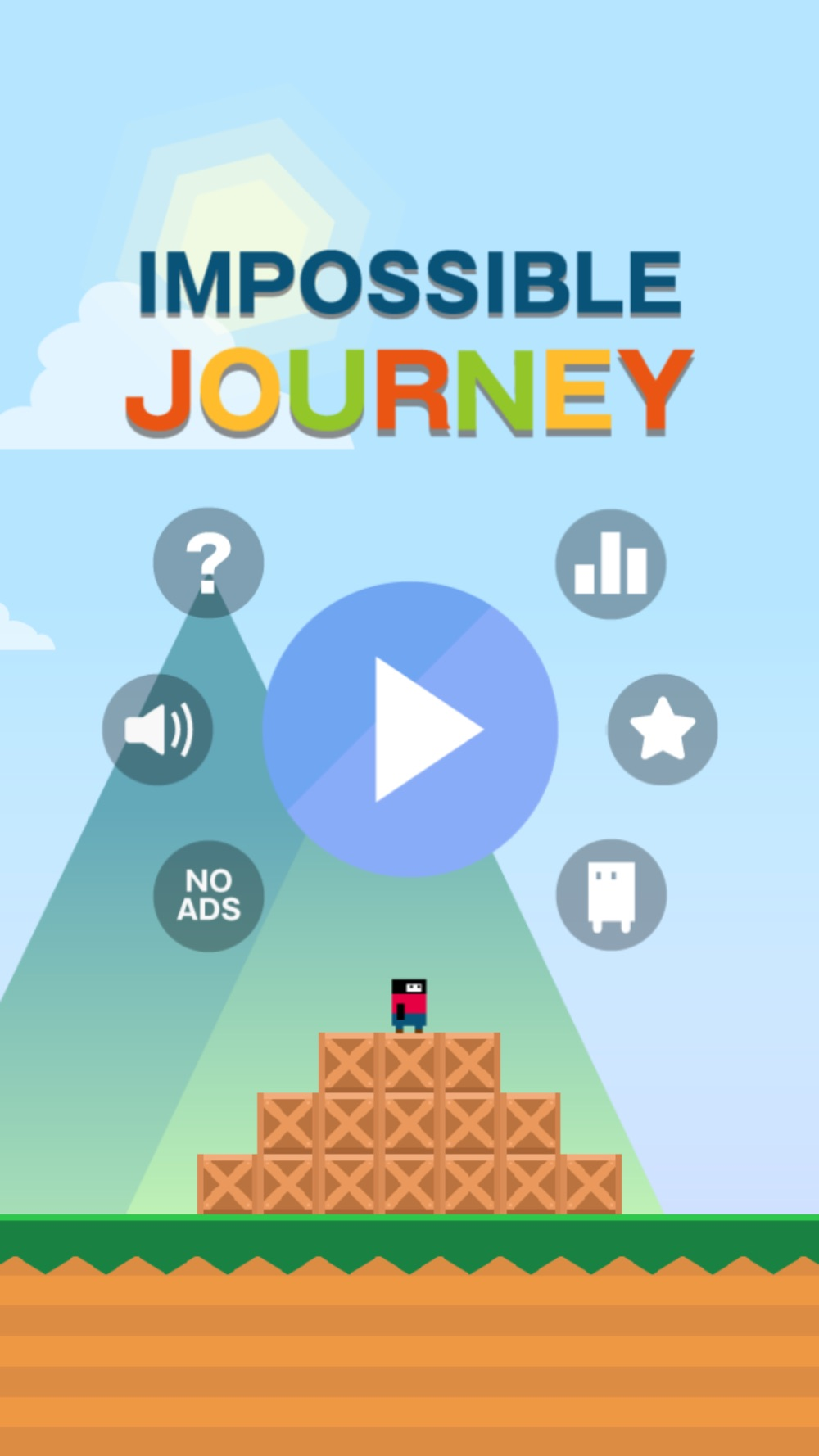 Hack tool for Impossible Journey