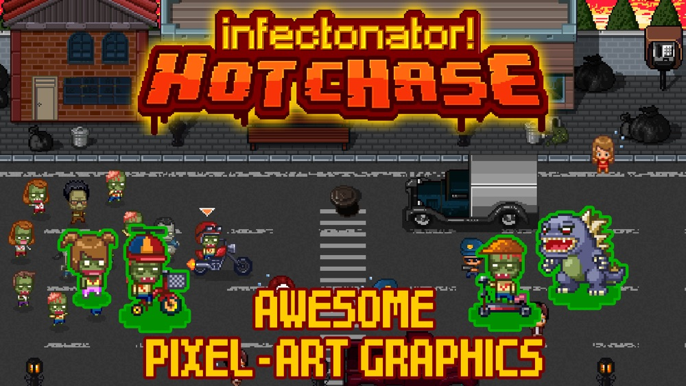 Infectonator : Hot Chase hack tool