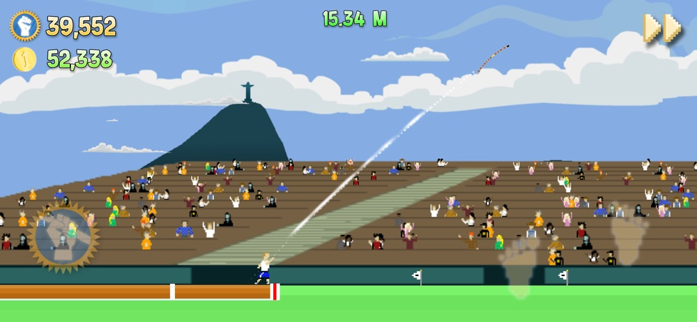 Javelin Masters 3 cheat codes
