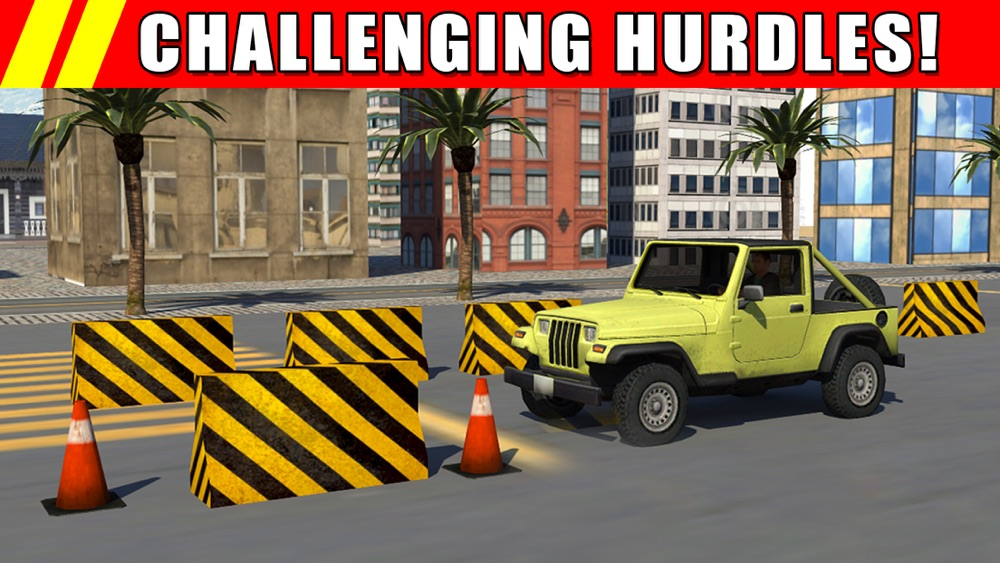 Hack tool for Jeep Drive Traffic Parking Simulator Car Driving