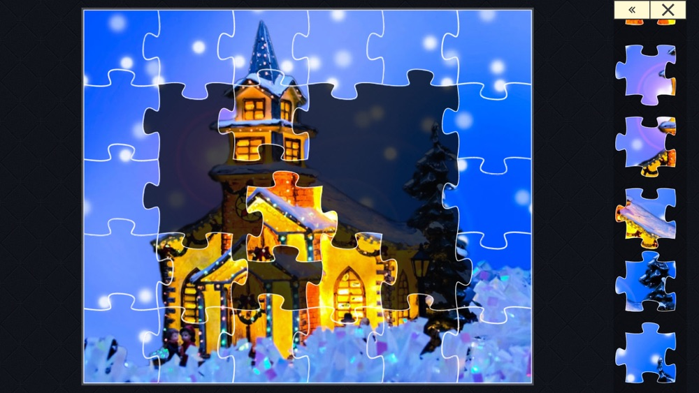 Jigsaw Puzzles: Christmas Games cheat codes