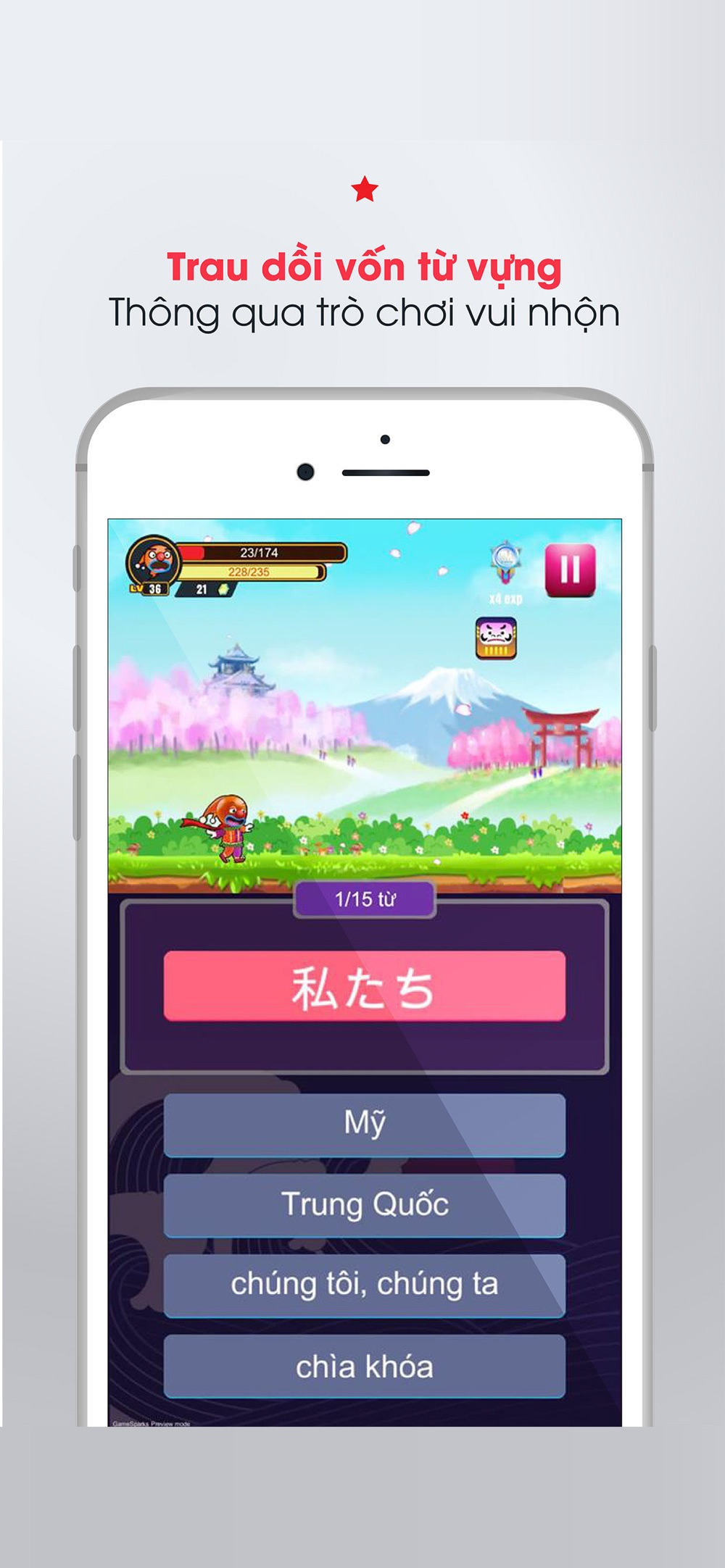 Learn Japanese with Bucha cheat codes