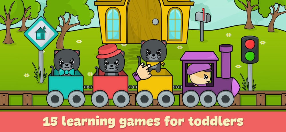 Learning games for toddlers 2+ hack tool