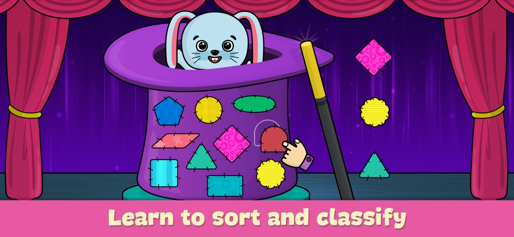 Hack tool for Learning games for toddlers 2+