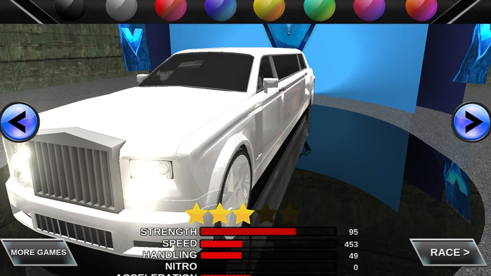 Hack tool for Limo Driving 3D Simulator