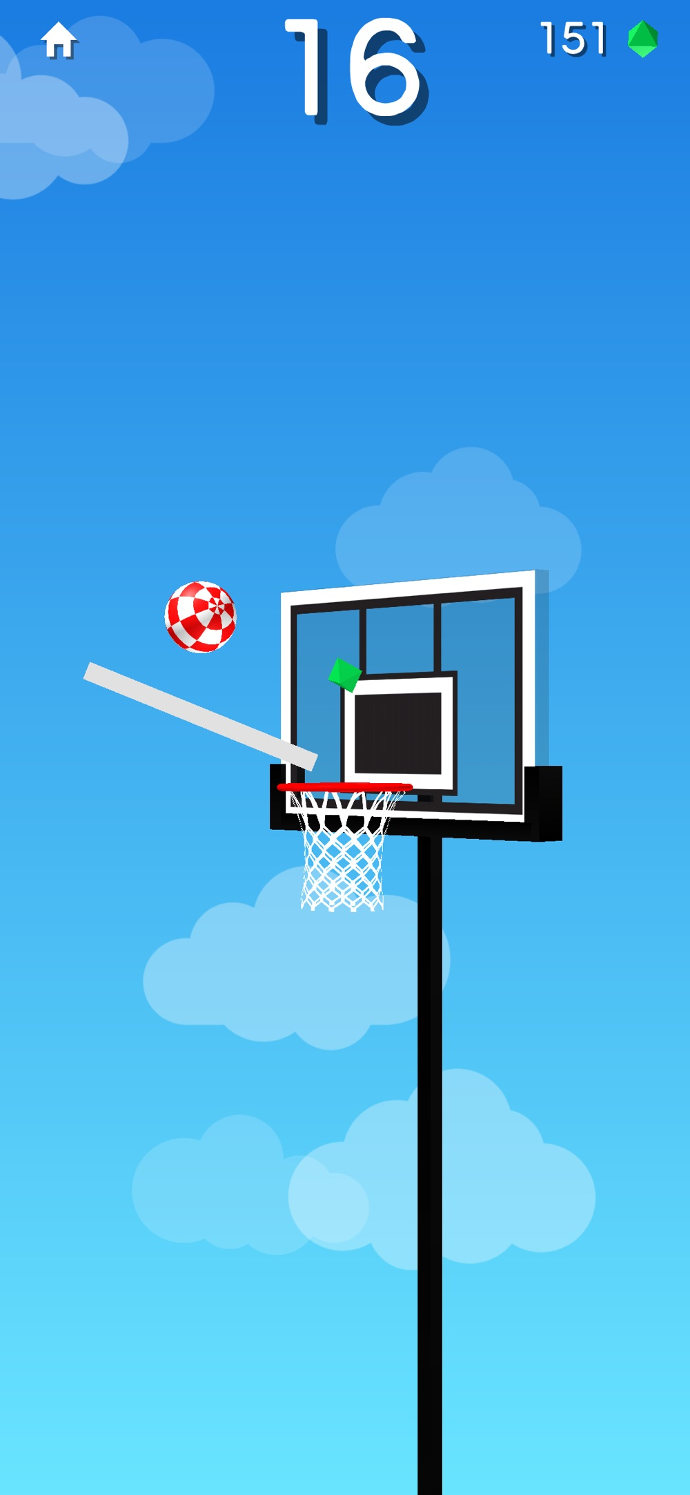 Hack tool for Line Dunk