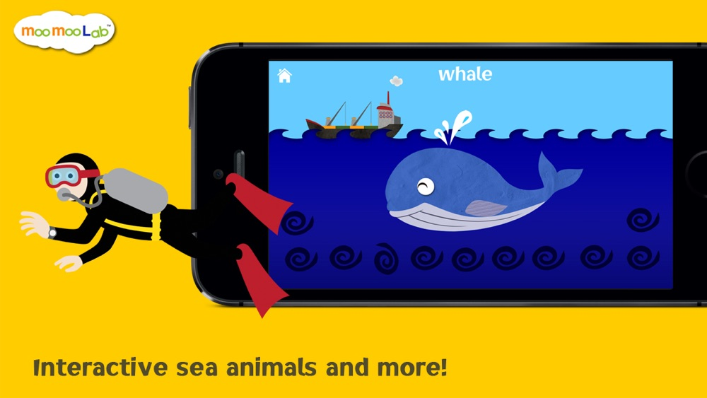 Marine Animals – Puzzle, Coloring and Underwater Animal Games for Toddler and Preschool Children cheat codes