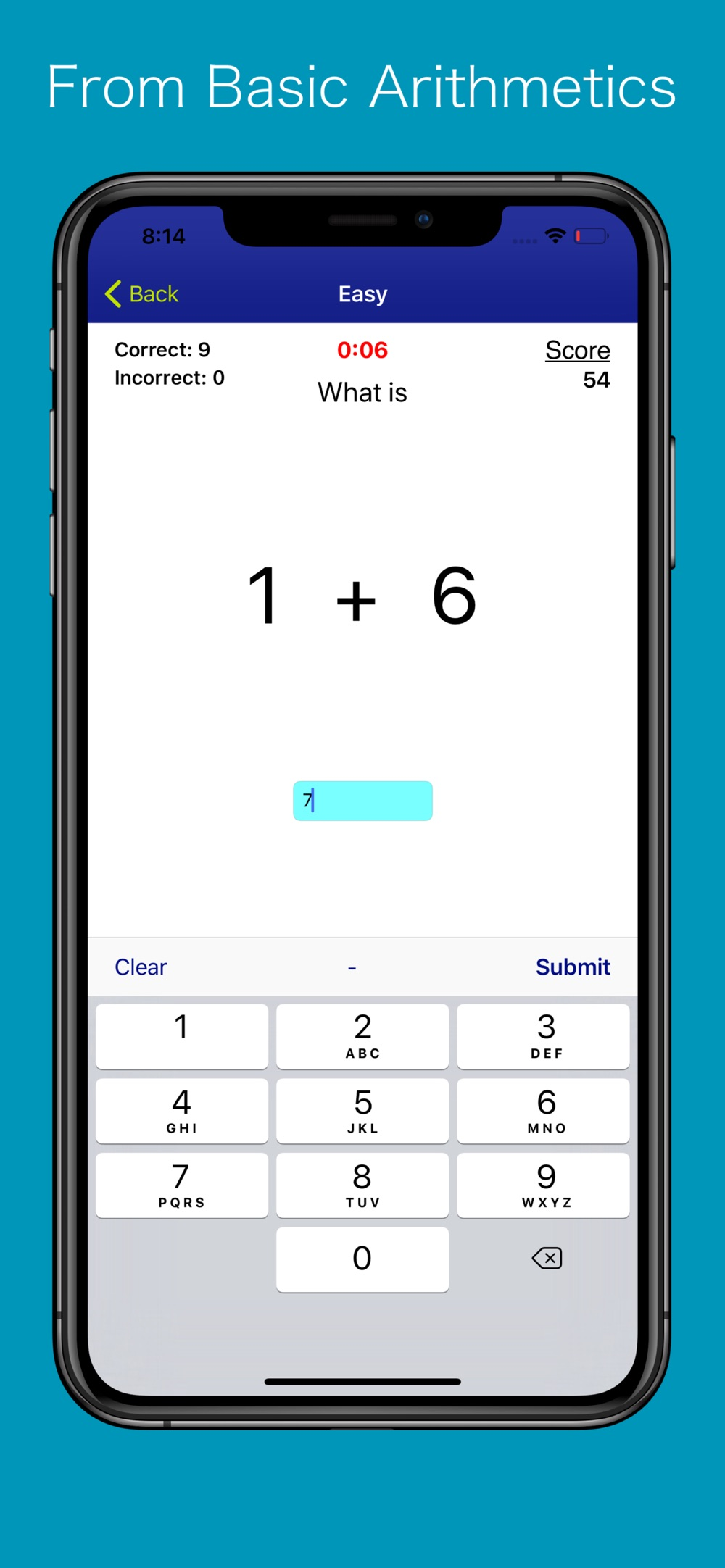 Hack tool for Math Central