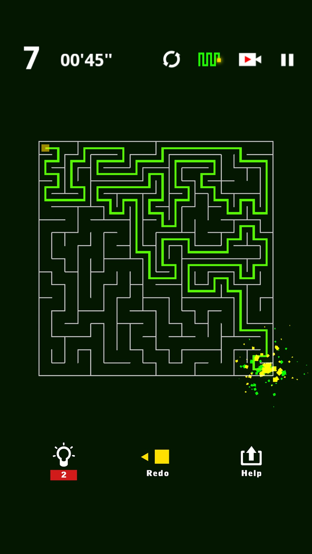 Hack tool for Maze : Find The Road