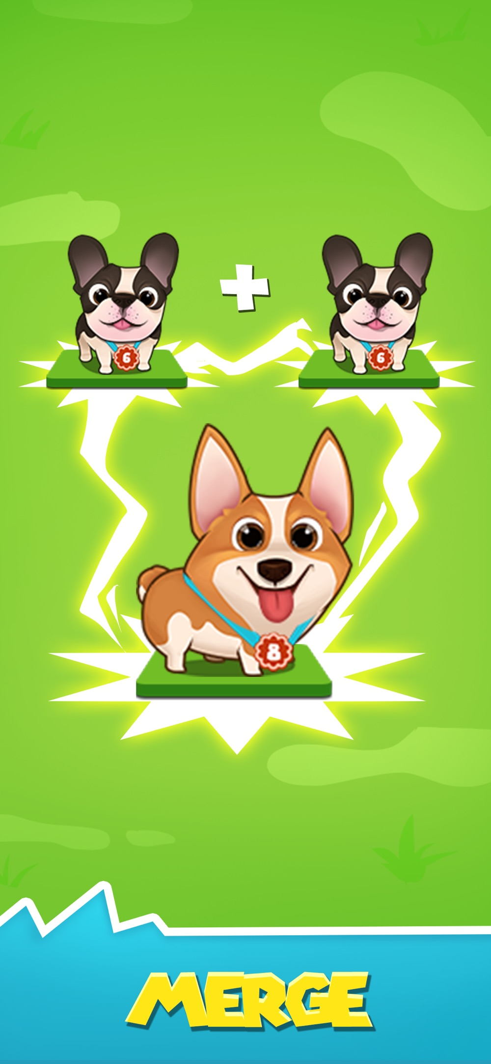 Merge Dogs – Idle Clicker hack tool
