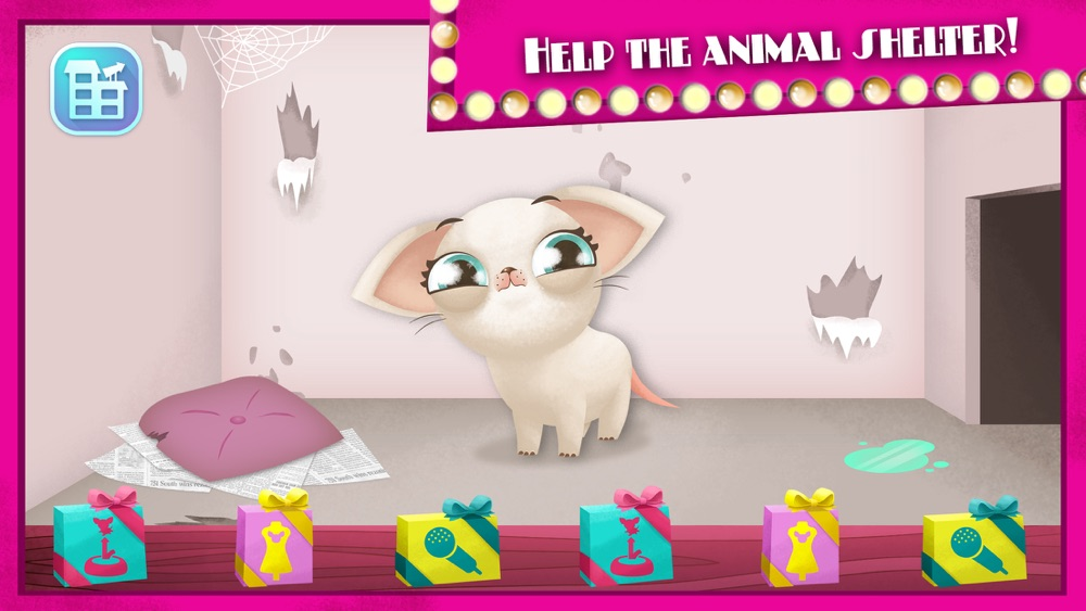Hack tool for Miss Hollywood Showtime - Pet House Makeover