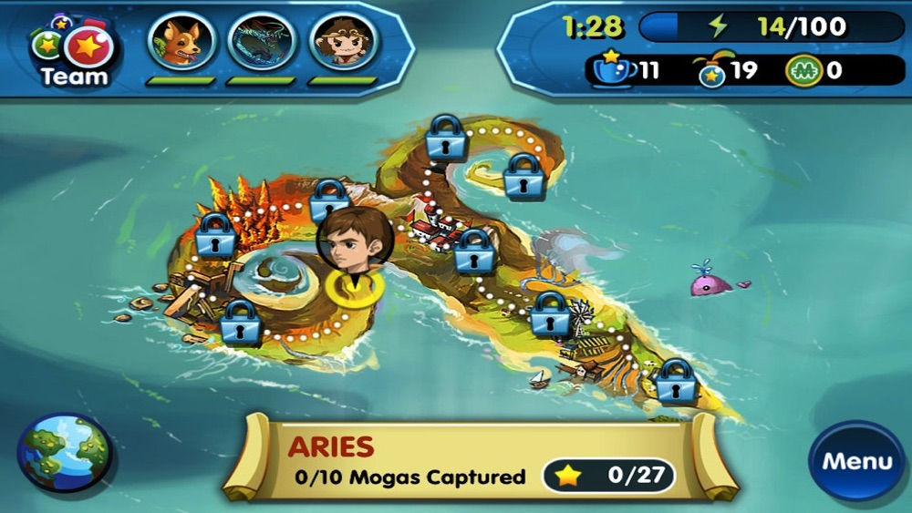 Hack tool for Monster Galaxy: The Zodiac Islands
