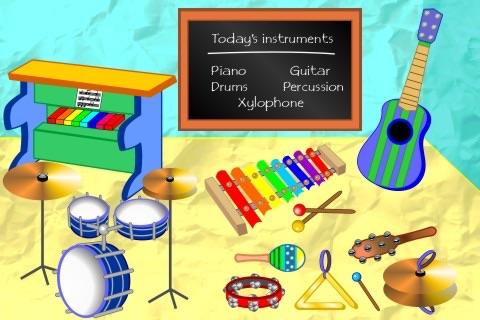 Music School For Toddlers cheat codes