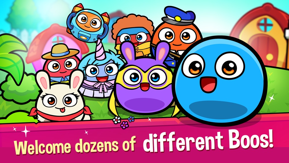 My Boo Town – Create your own Village of Boos cheat codes