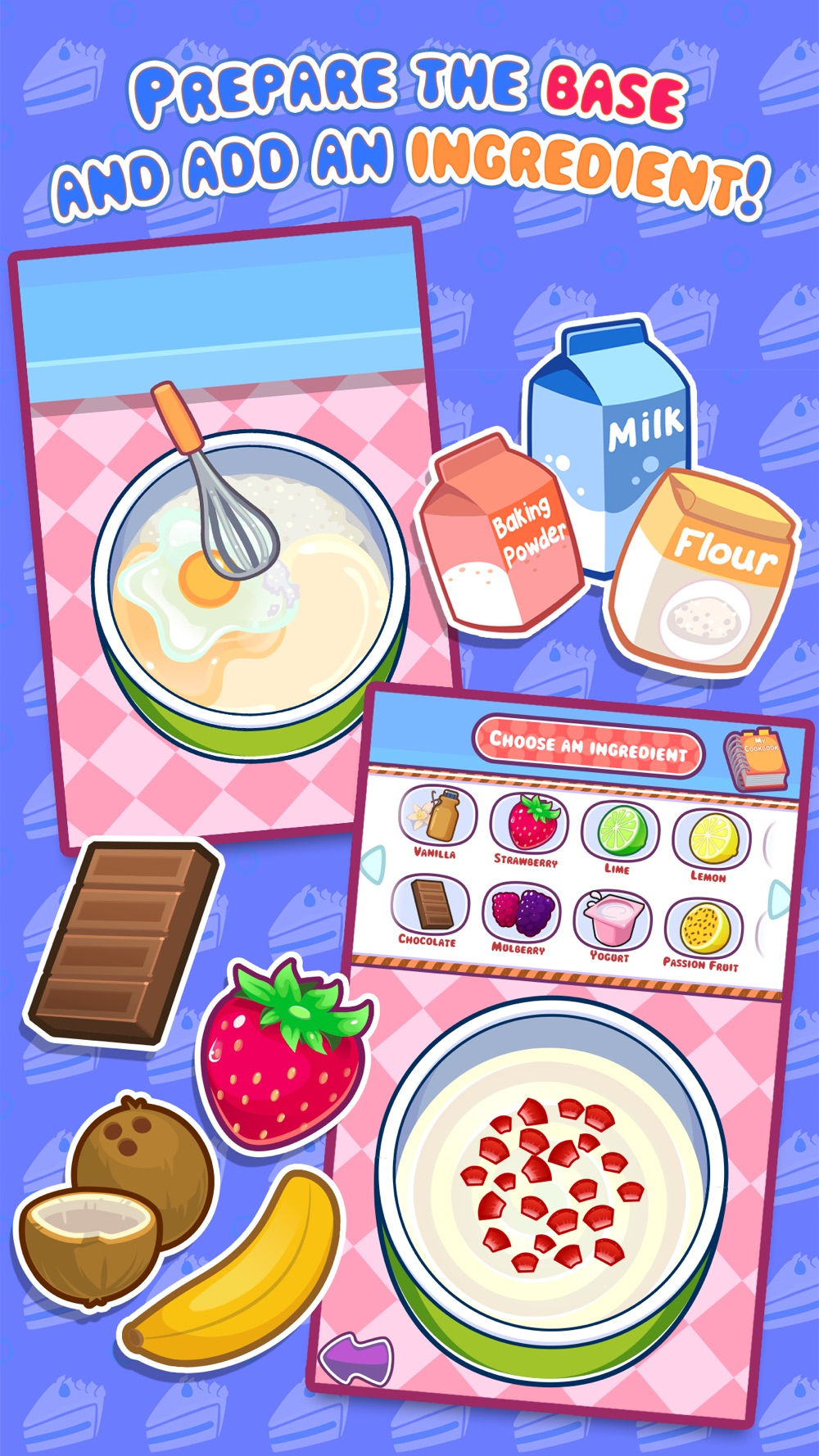 Hack tool for My Cake Maker - Create, Decorate and Eat Sweet Cakes