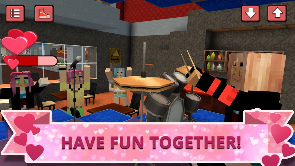 Hack tool for My Square Valentine: Girl Game