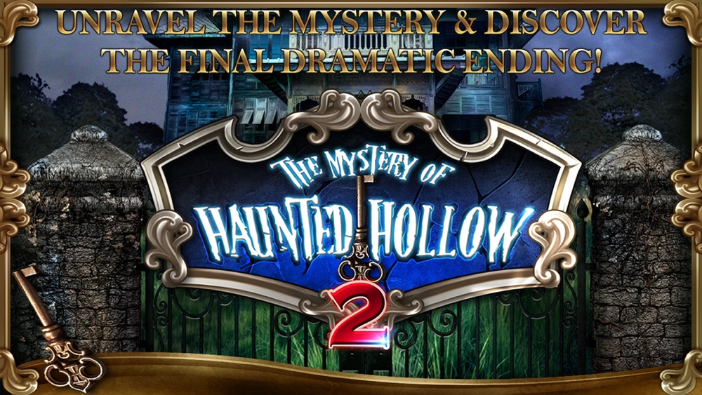 Mystery of Haunted Hollow 2: Point & Click Game cheat codes