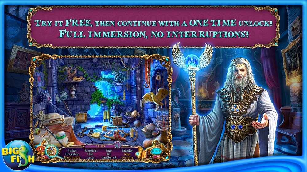 Mystery of the Ancients: Three Guardians – A Hidden Object Game App with Adventure, Puzzles & Hidden Objects for iPhone hack tool