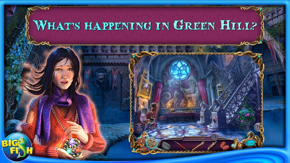 Hack tool for Mystery of the Ancients: Three Guardians - A Hidden Object Game App with Adventure, Puzzles & Hidden Objects for iPhone