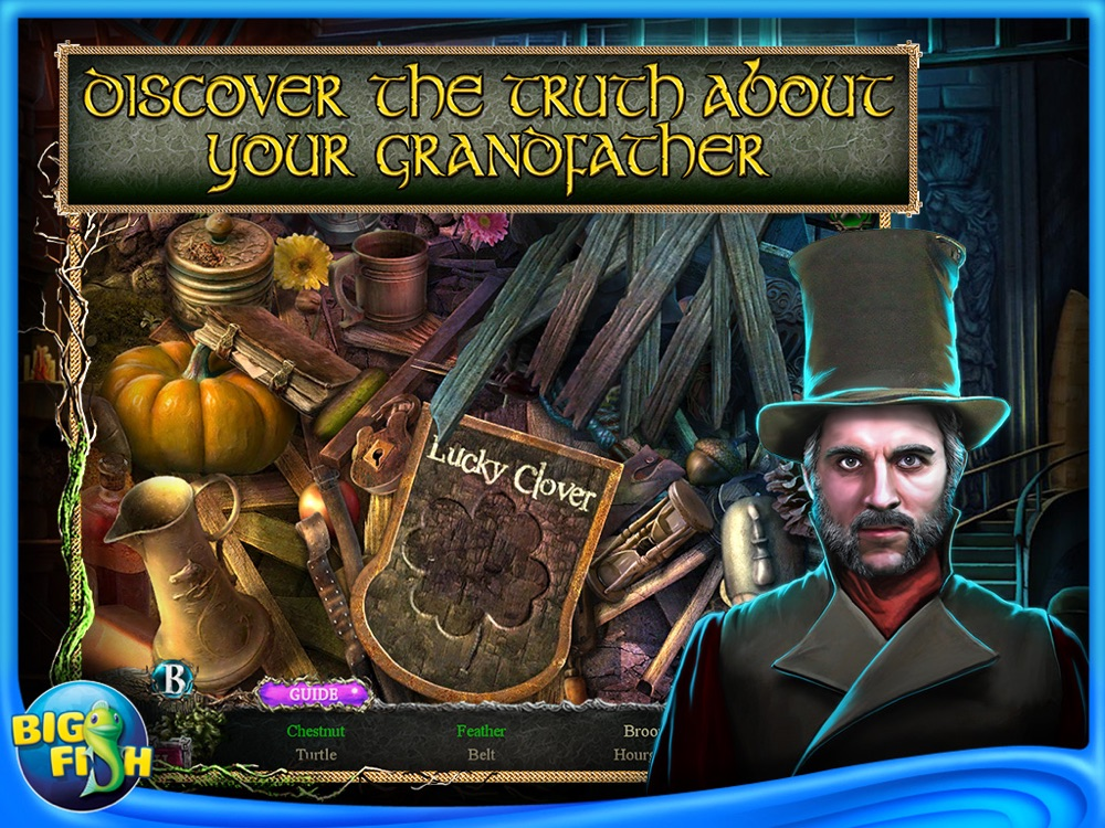 Hack tool for Myths of the World: Of Fiends and Fairies HD - A Magical Hidden Object Adventure