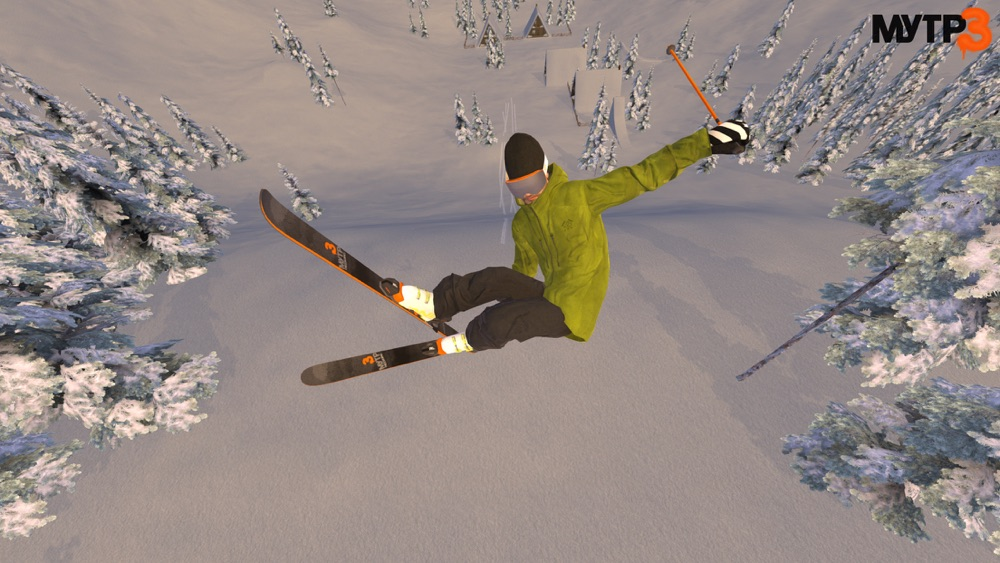 MyTP Freeskiing 3 cheat codes