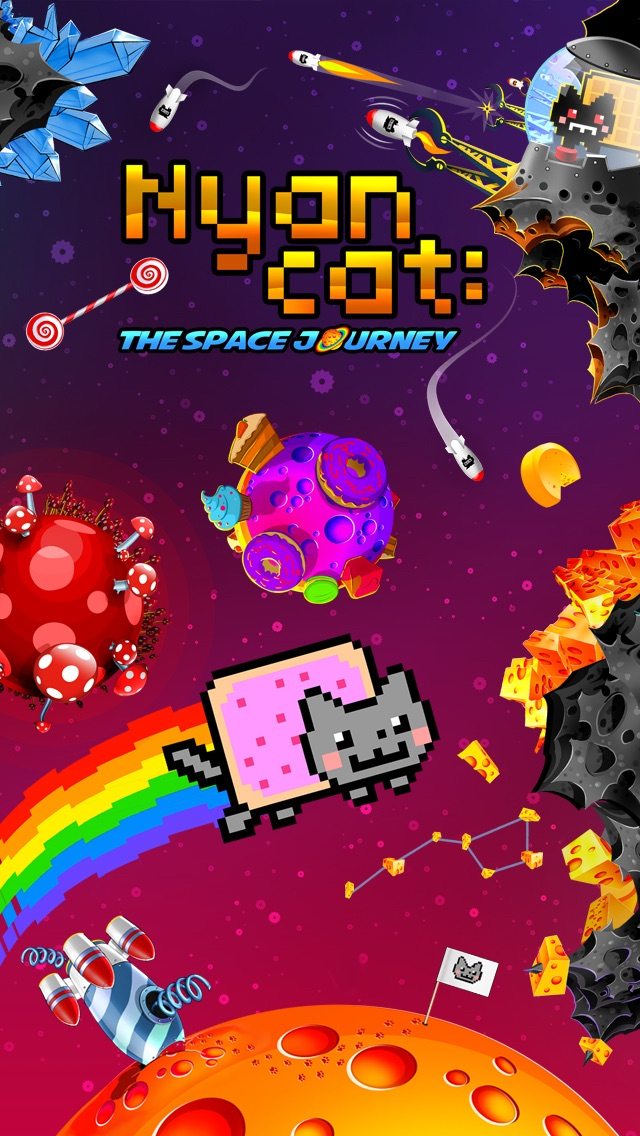 Nyan Cat: The Space Journey hack tool