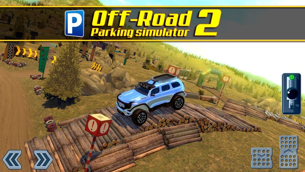 Offroad 4×4 Truck Trials Parking Simulator 2 a Real Stunt Car Driving Racing Sim cheat codes