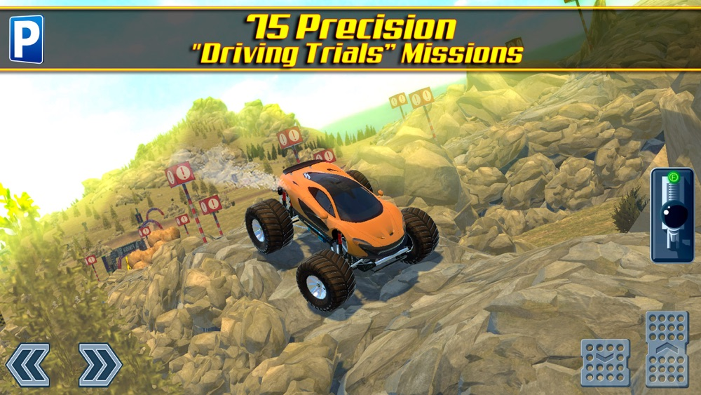 Hack tool for Offroad 4x4 Truck Trials Parking Simulator 2 a Real Stunt Car Driving Racing Sim