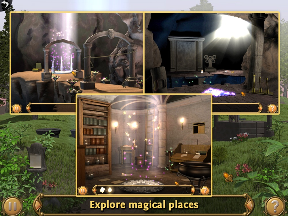 Hack tool for Pahelika: Secret Legends Free - Search and Find Hidden Object Adventure