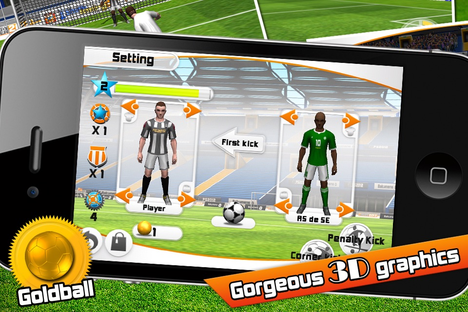 Hack tool for Penalty Soccer 2012