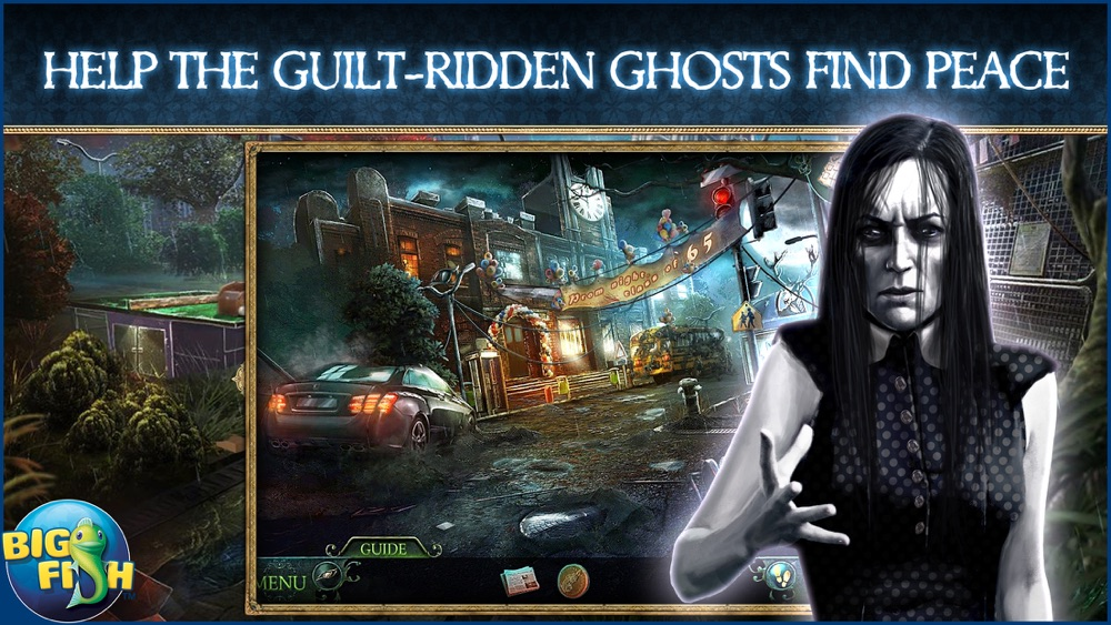 Hack tool for Phantasmat: The Endless Night - A Mystery Hidden Object Game
