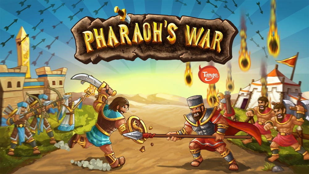 Pharaoh's War – A Strategy PVP Game cheat codes