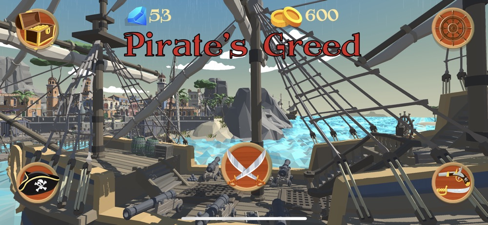 Pirate's Greed hack tool