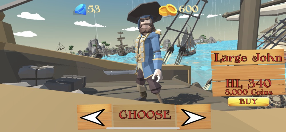 Hack tool for Pirate's Greed